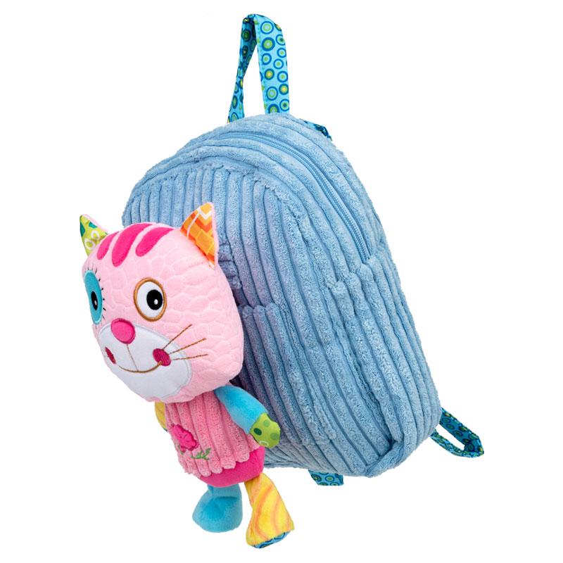 Balibazoo Plecak kot DD89423 OU :: Zabawki BaliBazoo